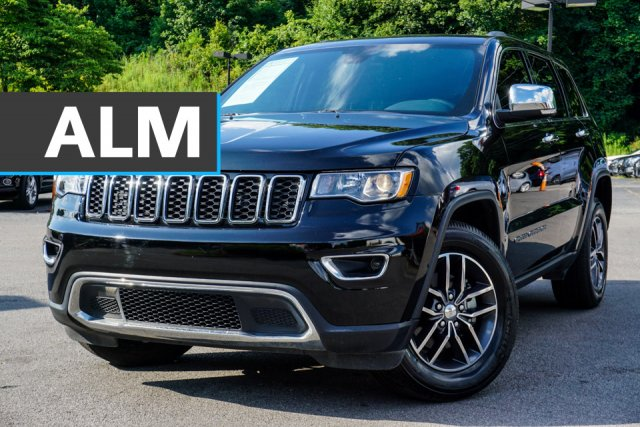 2018 Jeep Grand Cherokee >> Pre Owned 2018 Jeep Grand Cherokee Limited 4wd