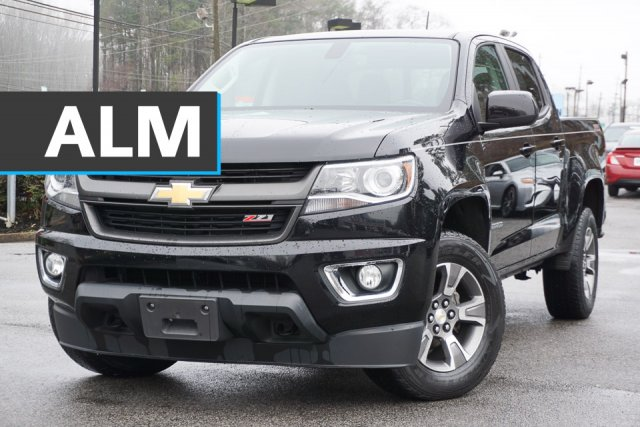 Used Chevrolet Colorado Marietta Ga