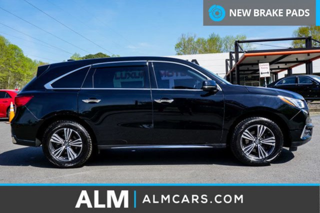 Pre-Owned 2017 Acura MDX SH-AWD