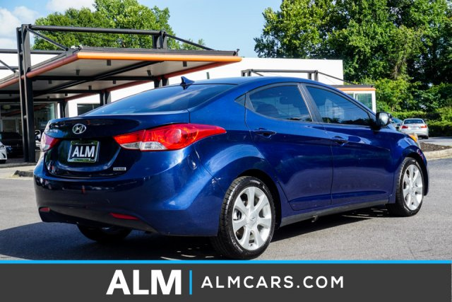 Pre-Owned 2013 Hyundai Elantra Limited