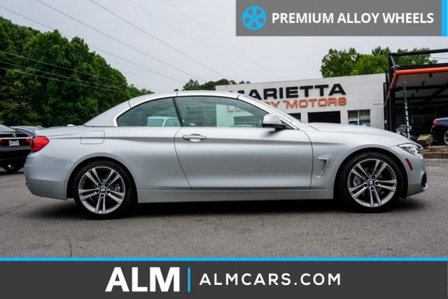 Pre-Owned 2016 BMW 4 Series 428i