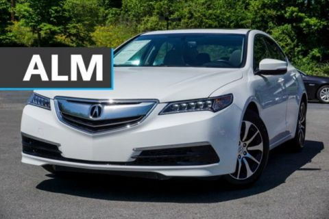 Pre-Owned 2016 Acura TLX Base