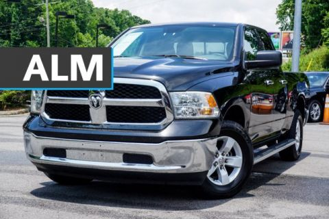 Pre-Owned 2018 Ram 1500 SLT RWD Crew Cab Pickup