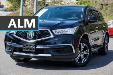 Pre-Owned 2017 Acura MDX SH-AWD AWD