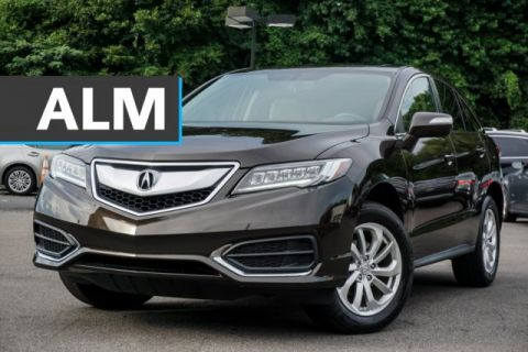 Pre-Owned 2017 Acura RDX Base FWD Sport Utility