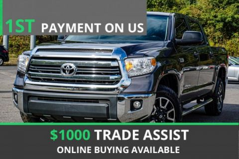 Pre-Owned 2016 Toyota Tundra 4WD Truck SR5 4WD