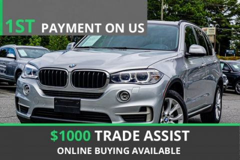 Pre-Owned 2016 BMW X5 xDrive35i With Navigation & AWD