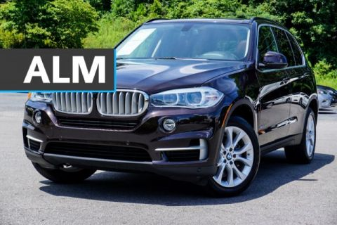 Pre-Owned 2016 BMW X5 eDrive xDrive40e With Navigation & AWD