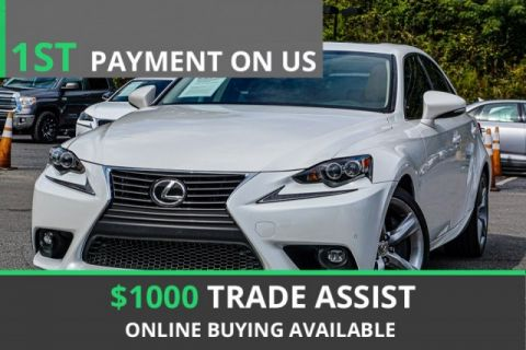 Pre-Owned 2016 Lexus IS 350 Base RWD 4dr Car
