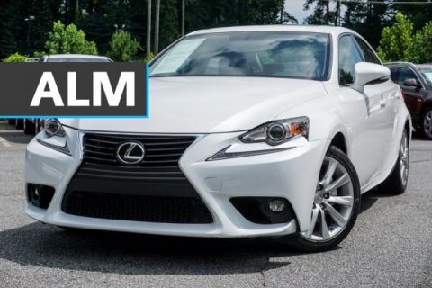 Pre-Owned 2015 Lexus IS 250 Base