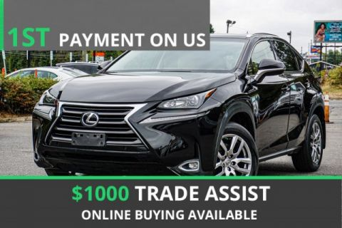 Pre-Owned 2015 Lexus NX 200t Base AWD